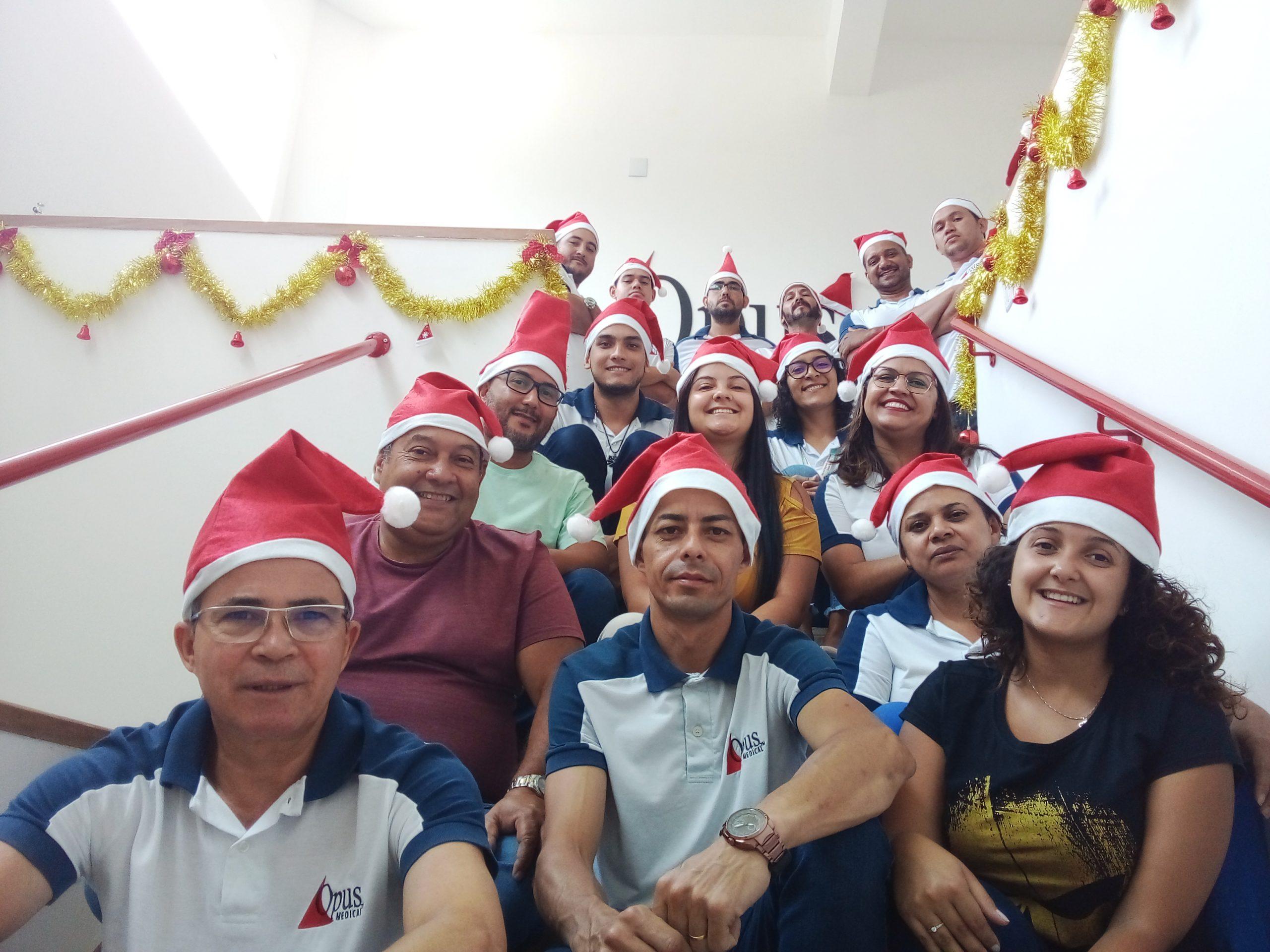 Feliz Natal 2020 – Equipe Opus Medical