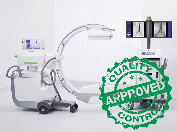 Controle de Qualidade em Arco Cirúrgico