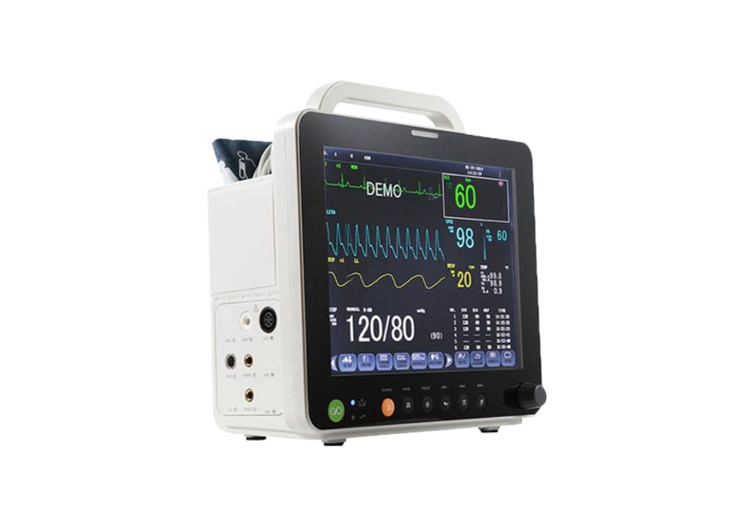 Monitor Multiparâmetro ou Monitor Cardíaco?